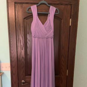 Dresses & Skirts - Lavender formal dress